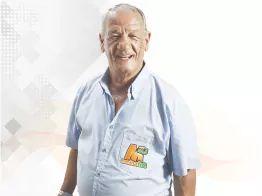 Radialista Oliveira Brandão morre aos 81 anos