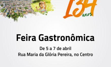 Programação de aniversário de Camboriú tem feira gastronômica