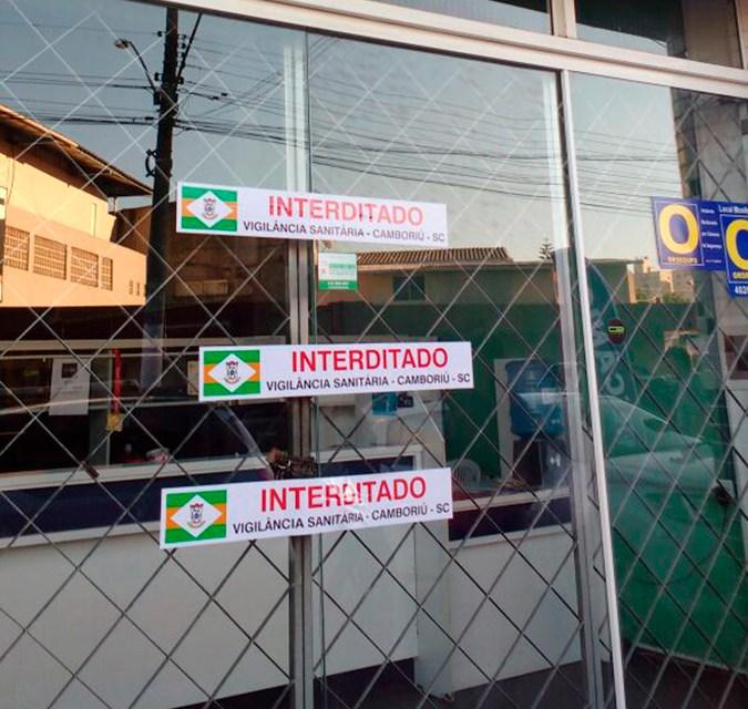 Academia de Camboriú é interditada por venda de anabolizantes