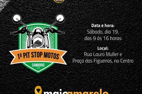 Demutran promove 1° Pit Stop Motos de Camboriú