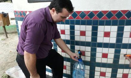 Parque da Bica é liberado após laudo positivo sobre a qualidade da água
