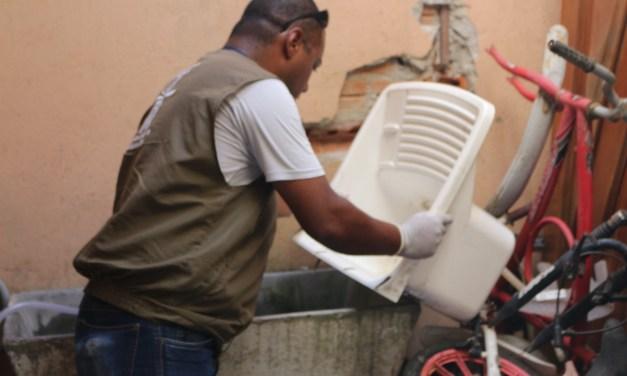 Programa de Combate ao Aedes aegypti realizou mais de 33 mil visitas até abril