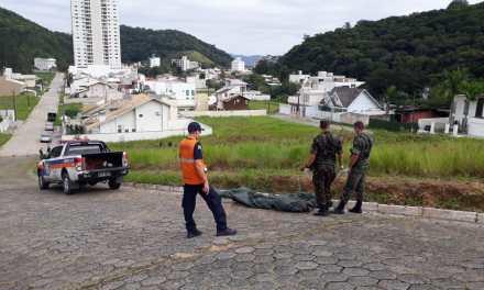 Simulado integrado de resposta a desastres é finalizado após 11 ações em Itajaí