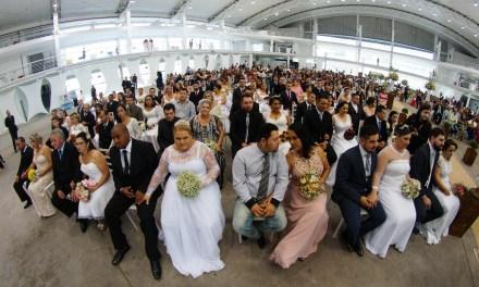 Maior casamento coletivo da história de Itajaí será neste sábado