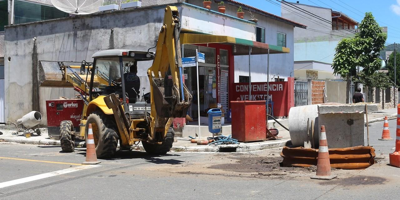 Com obras em execução, Balneário Camboriú busca ser a cidade mais saneada do país