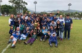BC Sênior é o campeão do Campeonato Veterano de Futebol