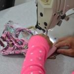 Curso de costura capacita moradores para o mercado de trabalho em Camboriú