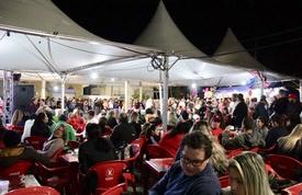 Mais de mil pessoas prestigiaram a 1ª noite da Festa dos Pescadores