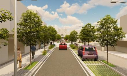 Rua Tijucas será referência na reurbanização em Itajaí
