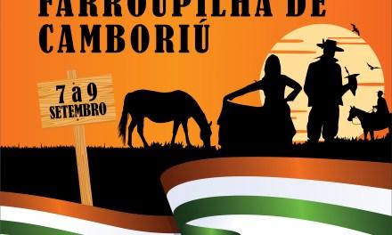 Prefeitura de Camboriú promove 1° Acampamento Farroupilha de 7 a 9 de setembro