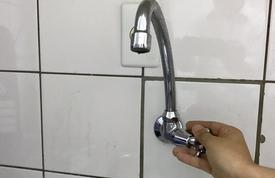 Interligação de rede e instalação de descargas afetarão abastecimento de água
