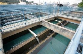 EMASA e Águas de Camboriú farão teste de pré-oxidação na Estação de Tratamento