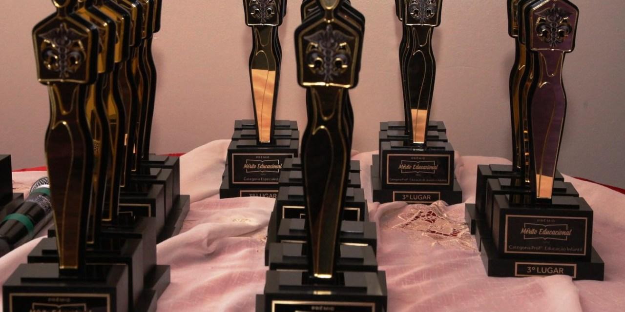 Prêmio Mérito Educacional será entregue nesta quarta-feira (31)