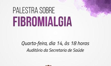 Secretaria de Saúde de Camboriú promoverá palestra sobre fibromialgia na quarta-feira