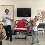 Secretaria de Saúde de Camboriú promove evento de saúde bucal na APAE