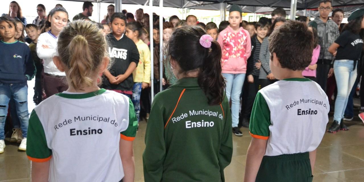 Alunos da Rede Municipal de Ensino de Camboriú receberão os uniformes escolares