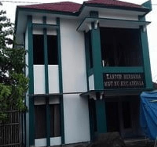 Kantor Sekretariat MWCNU Adipala