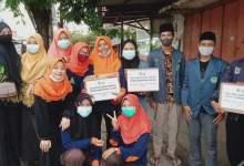 IPNU-IPPNU kroya Galang Dana korban bencana
