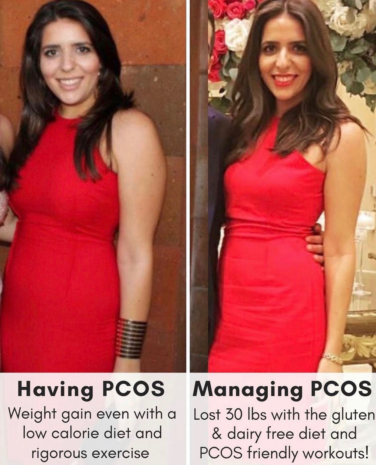 pcos weight loss