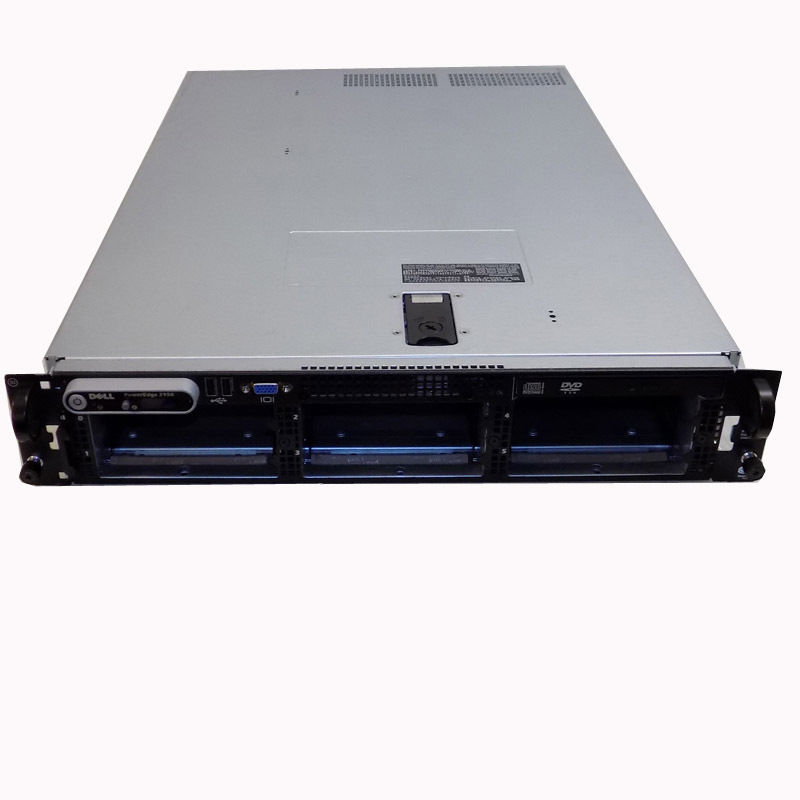 Dell PowerEdge 2950 Server 2x Xeon E5405 32GB ram 2x146GB 15k HDD RAID  PERC6i