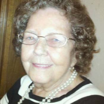 Obituary for Ruth McGuire Hall