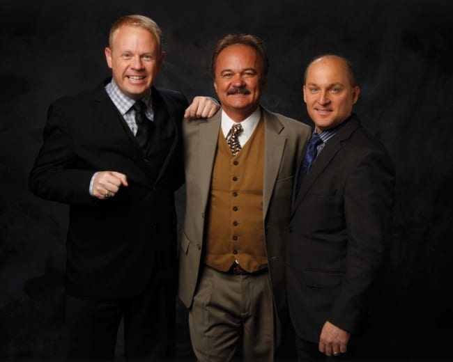 Tickets go on sale Monday for April 13 concert featuring Dailey & Vincent with Jimmy Fortune