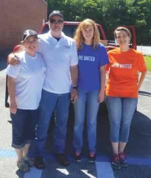 Pulaski County United Way partners on literacy program