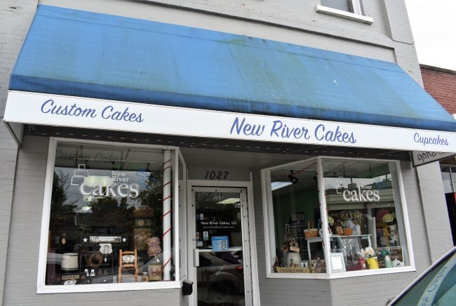 Business Spotlight: New River Cakes