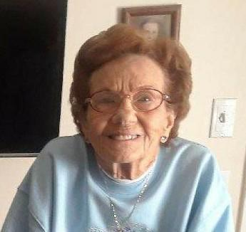 Obituary for Irene Akers Palmer