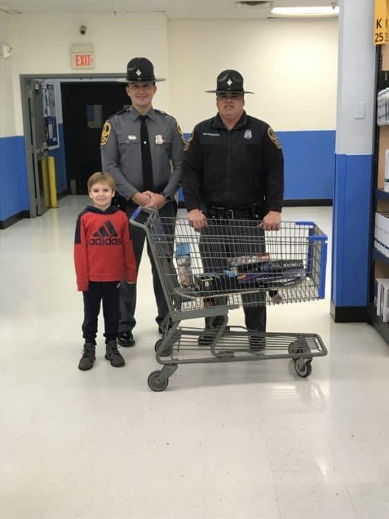'Cops and Kids' event benefits children in Valley