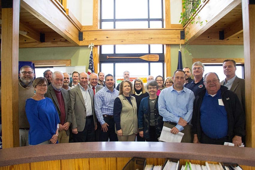 Local Officials Breakfast kicks off 2019 for Chamber