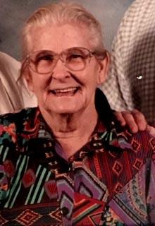 Obituary for Cleo Goad Smith