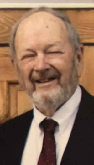 Obituary for C. Lloyd Broadstreet
