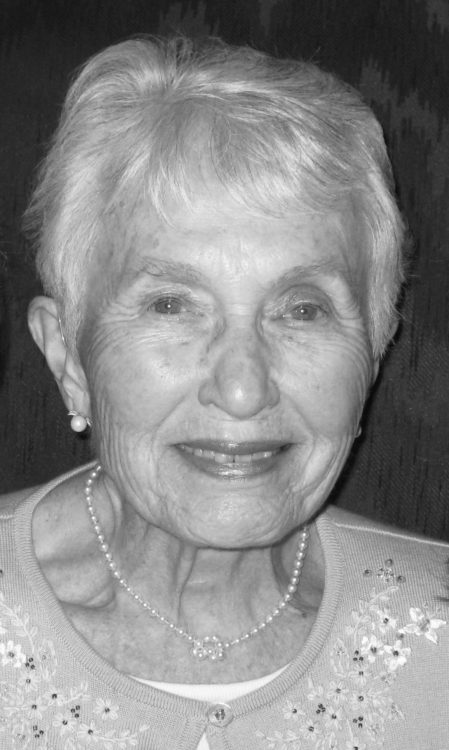 Memorial Service planned for Betty Swecker Abbott