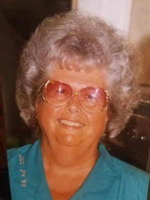 Obituary for Berta Mae Bond Viars