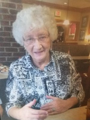 Obituary for Ruby Lawson Vaughan England