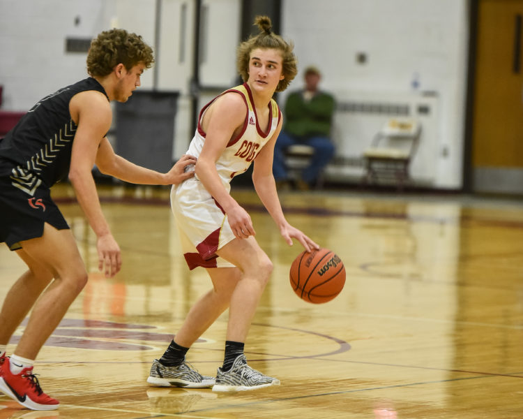 English gets 36 in Salem win over PCHS