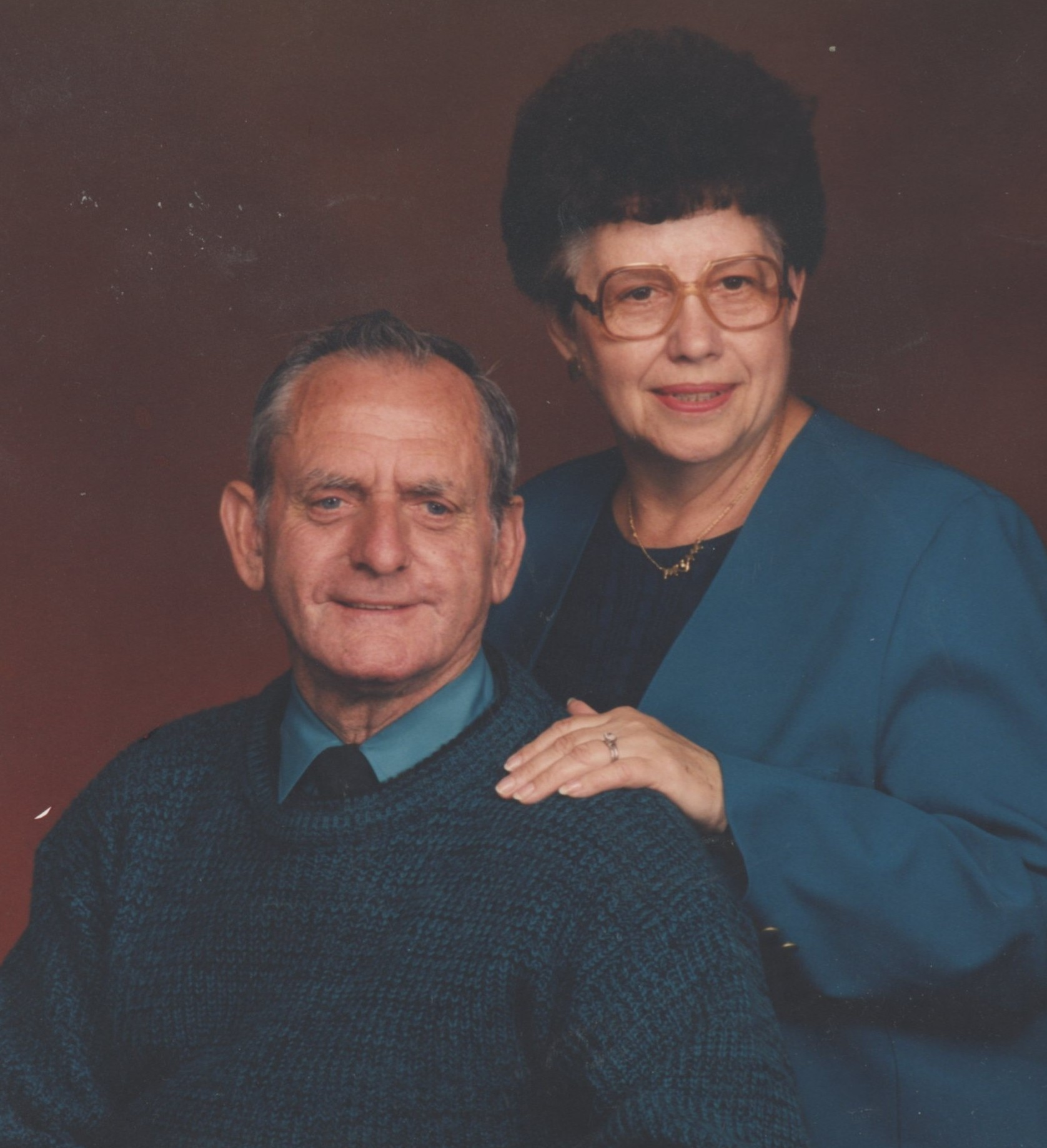 Obituary for Bessie Mae Foutz O'Dell