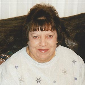 """Obituary for Laura """"Lou"""" Carrie Stanley McPeak"""
