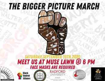 RU President calls for students to participate in Sept. 19 Bigger Picture Rally and March