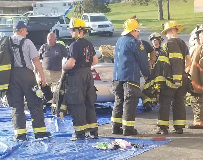 Tuck's Collision hosts annual extrication training event