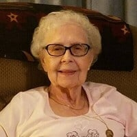 Obituary for Mrs. Mary Doris Cantrell Jones