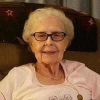 Obituary for Mrs. Mary Doris Cantrell Jones