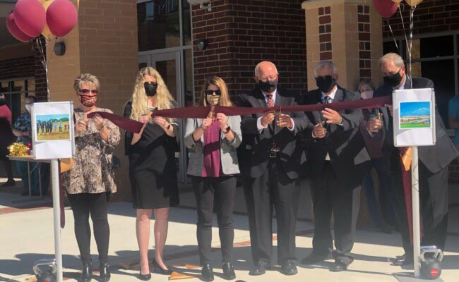 Pulaski County Middle School now officially open