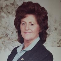 Obituary for Annie Mary Mabry McPeak