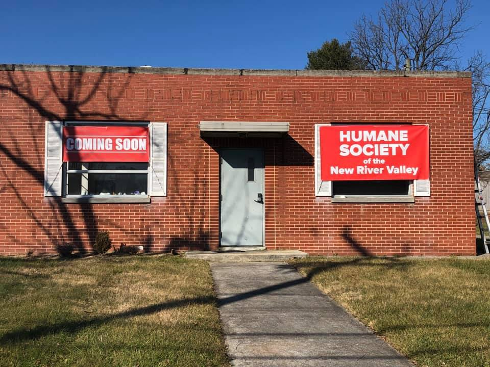 NRV Humane Society soon to debut new home, services
