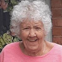 Death Notice for Elizabeth Ann Ratcliffe Meredith