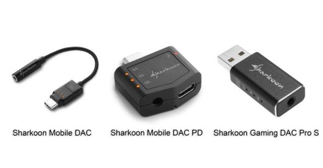 Sharkoon Is Back In DACs! 2