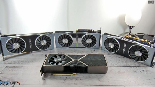 Ampere Is Here! The RTX 3080 Founders Edition Revealed 2