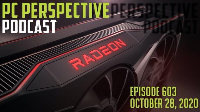 PC Perspective Podcast #603 – Radeon RX 6000 Event Talk, RTX 3070 Review, Nvidia Reflex & More! 2